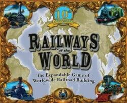 Railways of the World spel doos box Spellenbunker.nl