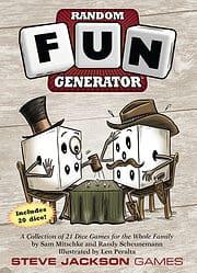 Random Fun Generator spel doos box Spellenbunker.nl