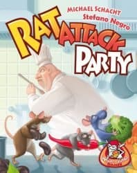 Rat Attack Party Kaartspel White Boblin Games