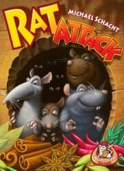 Rat Attack spel doos box Spellenbunker.nl