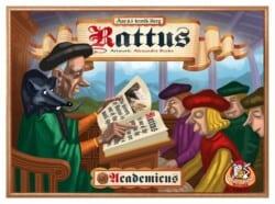 Rattus: Academicus spel doos box Spellenbunker.nl