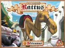 Rattus: Africanus spel doos box Spellenbunker.nl