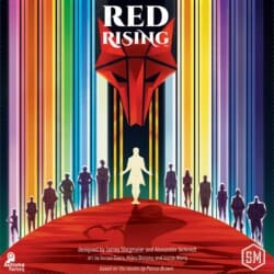 Red Rising spel doos box Spellenbunker.nl