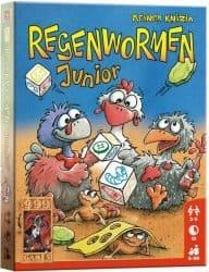 Regenwormen - Junior dobbelspel 999 Games