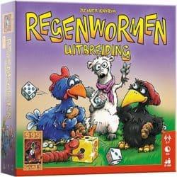 Regenwormen - Uitbreiding Dobbelspel 999 Games
