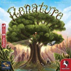Renature Bordspel HOT Games Pegasus Spiele