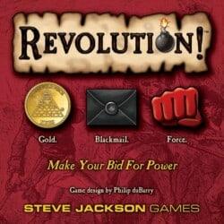 Revolution! spel doos box Spellenbunker.nl