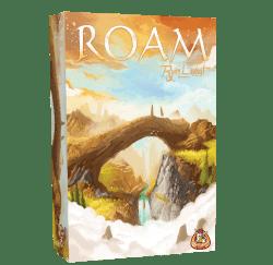 Roam White Goblin Games Bordspel