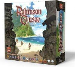 Robinson Crusoe - Adventures on the Cursed Island Bordspel
