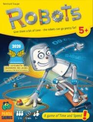 Robots spel doos box Spellenbunker.nl