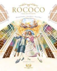 Rococo - Deluxe Edition Eagle-Gryphon Games Bordspel