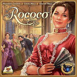 Rococo spel doos box Spellenbunker.nl