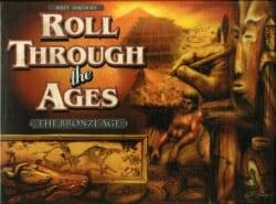 Roll Through the Ages: The Bronze Age spel doos box Spellenbunker.nl