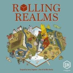 Rolling Realms spel doos box Spellenbunker.nl