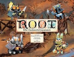Root - The Clockwork Expansion Bordspel