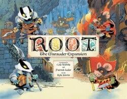 Root: The Marauder Expansion spel doos box Spellenbunker.nl