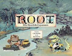 Root - The Riverfolk Expansion Bordspel Uitbreiding