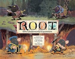 Root - The Underworld Expansion Bordspel Uitbreiding