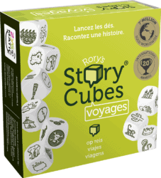 Rory's Story Cubes - Reizen Voyages