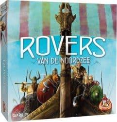 Rovers van de Noordzee Bordspel