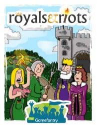 Royals and Riots Spel Gamefantry
