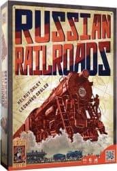 Russian Railroads Bordspel