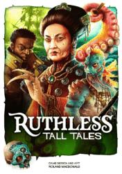 Ruthless: Tall Tales spel doos box Spellenbunker.nl