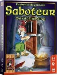Saboteur - De Uitbreiding Kaartspel