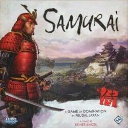 Samurai spel doos box Spellenbunker.nl