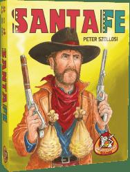 Santa Fe Kaartspel White Goblin Games