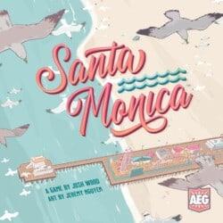 Santa Monica spel doos box Spellenbunker.nl