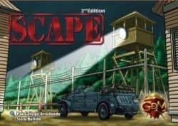 Scape GDM Games Spel