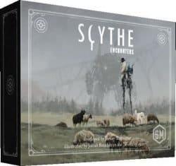 Scythe - Encounters Bordspel Uitbreiding