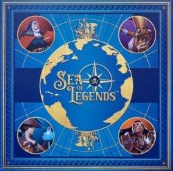Sea of Legends spel doos box Spellenbunker.nl