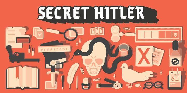 Secret Hitler Bordspel