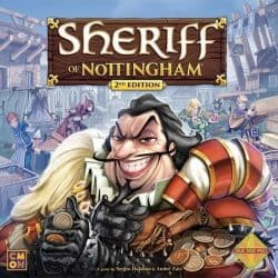 Sheriff of Nottingham - 2nd Edition Bordspel