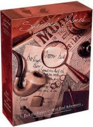 Sherlock Holmes Consulting Detective - Jack the Ripper & West End Adventures Bordspel