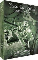 Sherlock Holmes Consulting Detective - The Baker Street Irregulars Bordspel