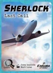 Sherlock - Last Call Kaartspel GDM Games