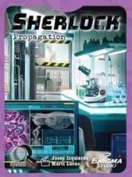 Sherlock - Propagation Kaartspel GDM Games