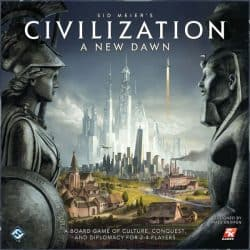 Sid Meier's Civilization- A New Dawn Bordspel