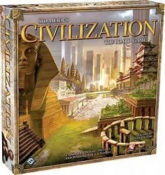 Sid Meier's Civilization- The Board Game Bordspel