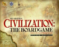 Sid Meier's Civilization: The Boardgame spel doos box Spellenbunker.nl