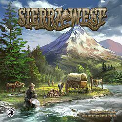 Sierra West spel doos box Spellenbunker.nl