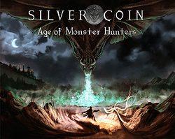 Silver Coin: Age of Monster Hunters spel doos box Spellenbunker.nl