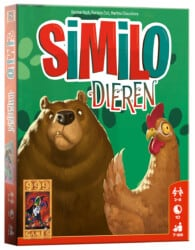Similo Dieren 999 Games Kaartspel