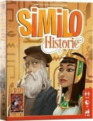 Similo - Historie Kaartspel 999 Games