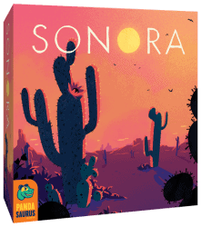 Sonora Bordspel Pandasaurus Games