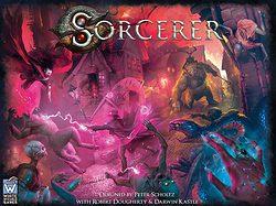 Sorcerer spel doos box Spellenbunker.nl
