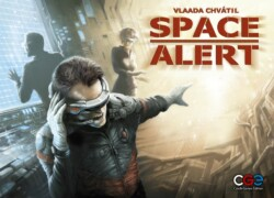 Space Alert spel doos box Spellenbunker.nl
